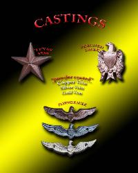 CONDUCTOR HEADS CASTINGS
